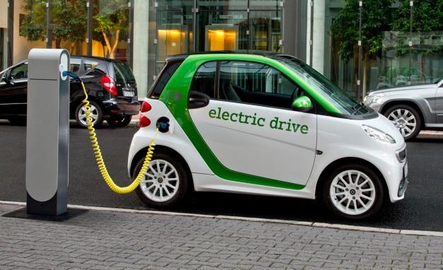 รถสองที่นั่งพลังงานไฟฟ้ารุ่นจิ๋ว