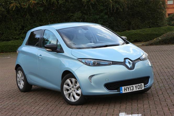 Renault Zoe เรโนว์
